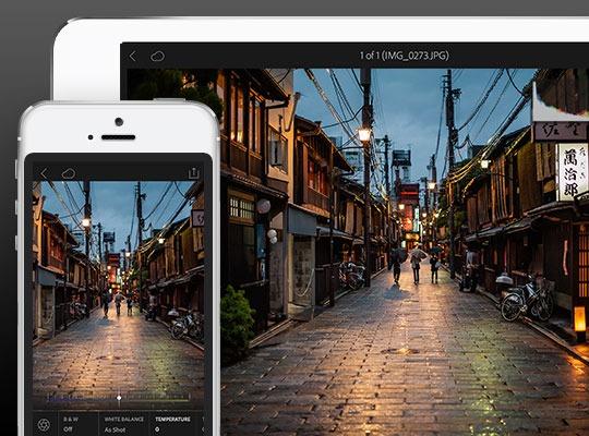 Adobe Photoshop Lightroom CC3