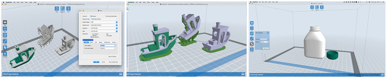 dhs_dreamer_3d_printer_logiciel_impression